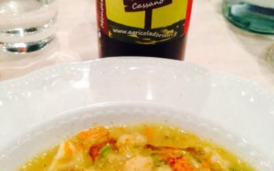 Zuppa di ceci…